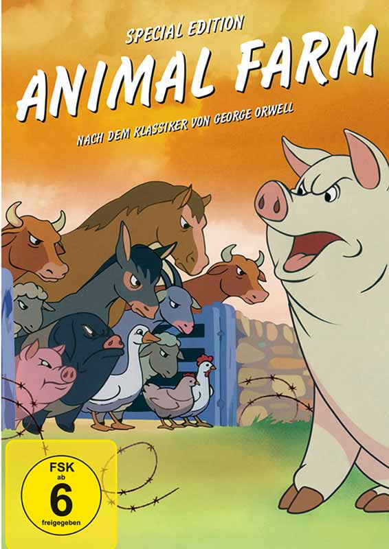 Blue Ray Animal Farm