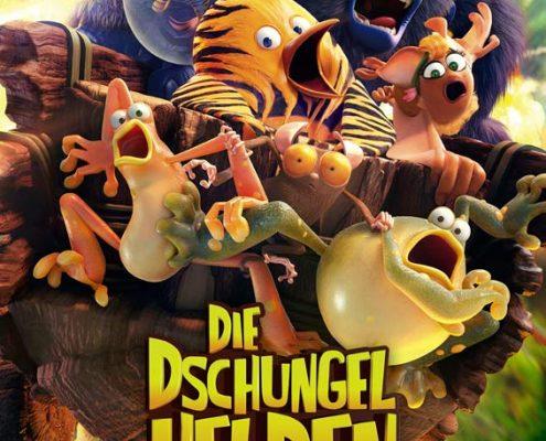 Die Dschungelhelden –Das Kinoabenteuer