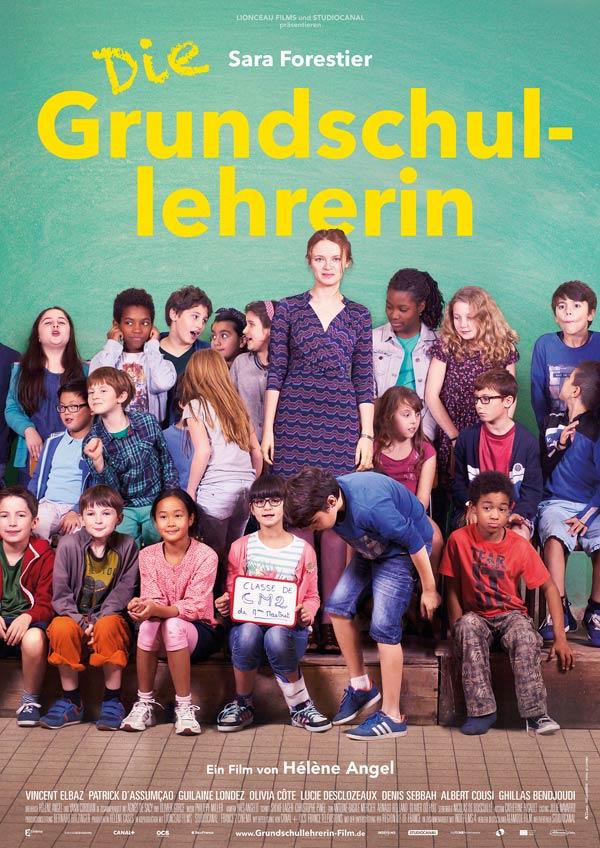 Die Grundschullehrerin Filmplakat