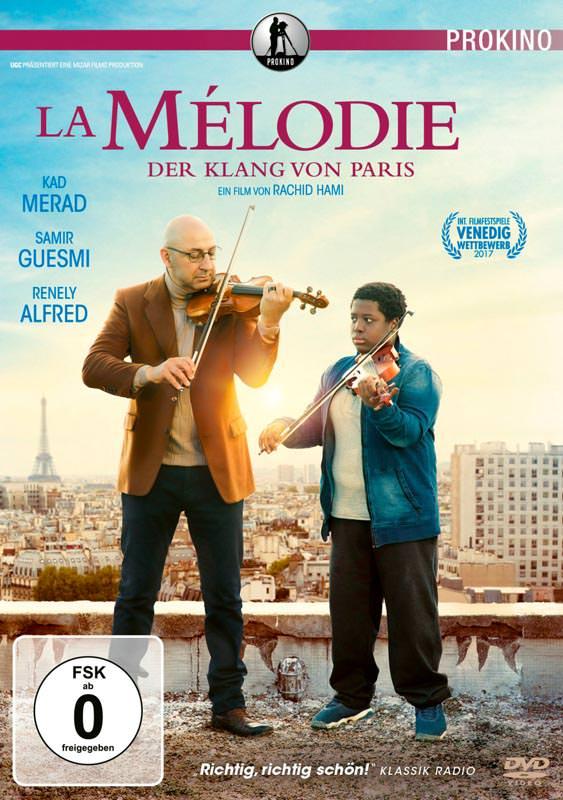 DVD La Melodie