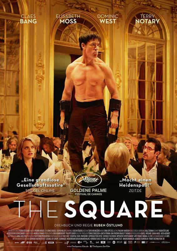 Plakat The Square