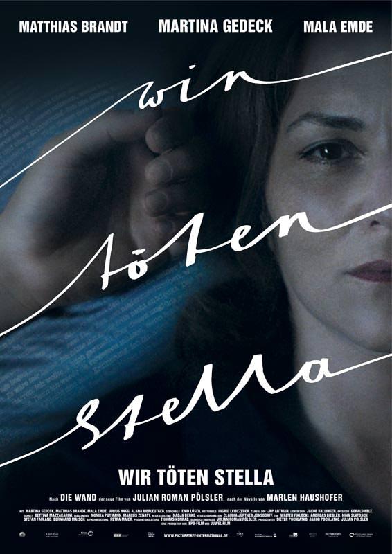 Filmplakat Wir töten Stella