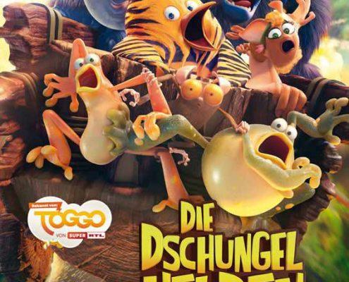 DVD –Die Dschungelhelden