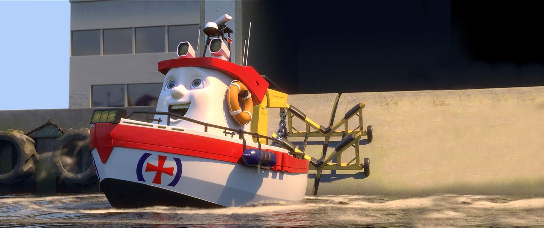Elias das kleine Rettungsboot