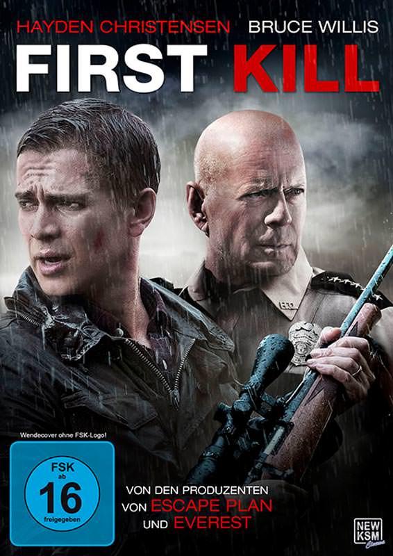 DVD First Kill