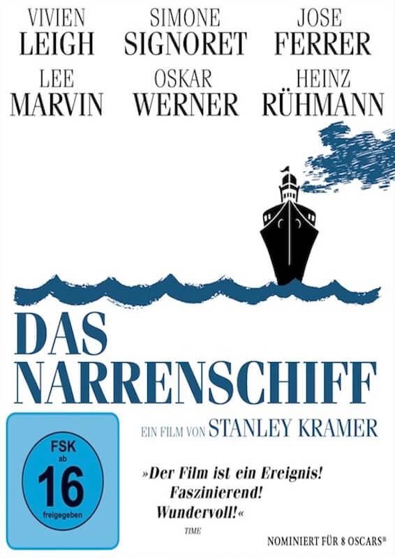 Das Narrenschiff, DVD