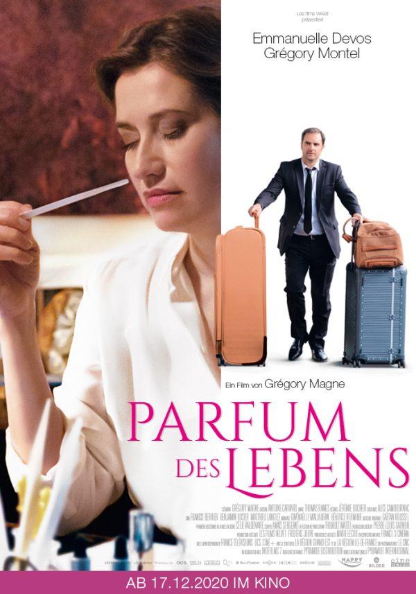 Plakat Parfum des Lebens
